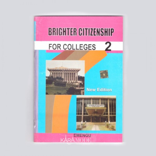 Brighter citizenship for colleges - New Edition - Form 2
