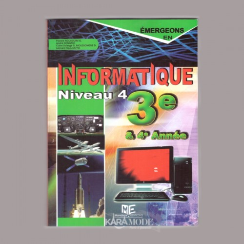 Emergeons en informatique - 3e